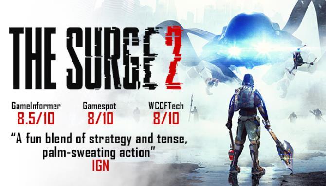 The Surge 2 The Kraken Free Download