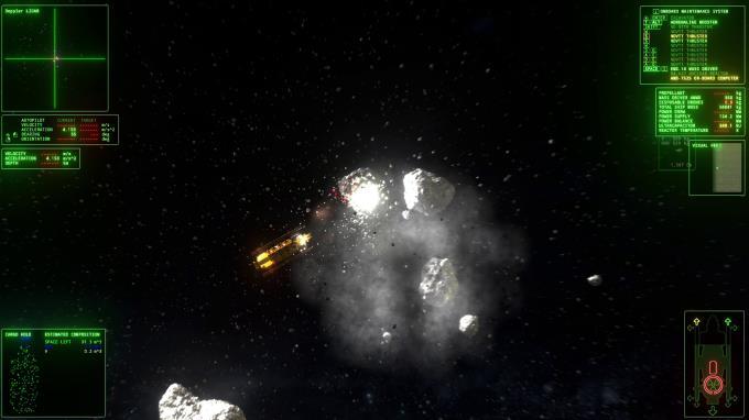 ΔV: Rings of Saturn PC Crack