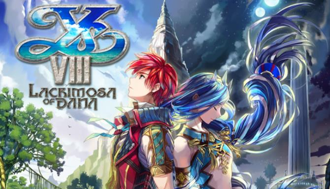 Ys VIII Lacrimosa of Dana HQ Texture Pack Free Download