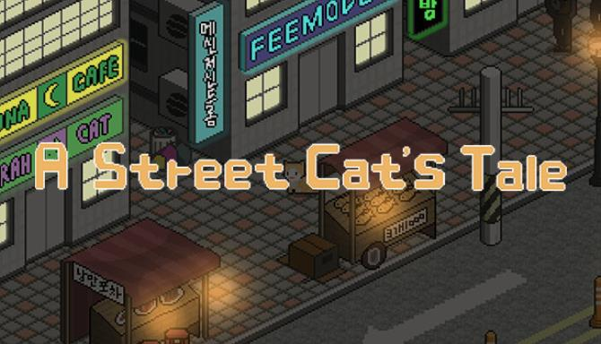 A Street Cat's Tale : support edition Free Download