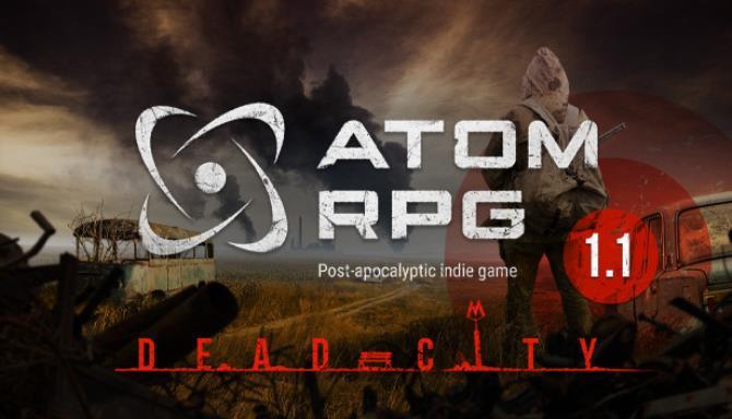 ATOM RPG Dead City Update v1 16 Free Download