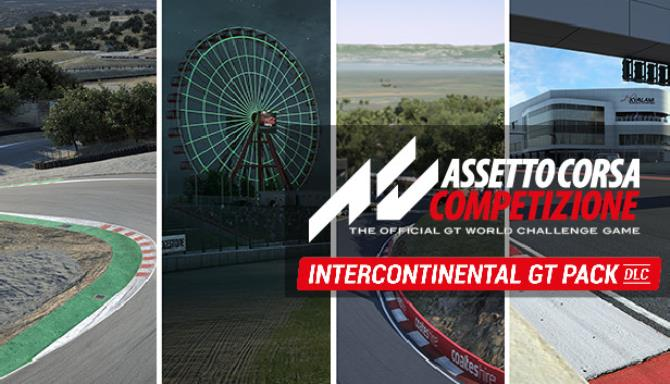 Assetto Corsa Competizione Intercontinental GT Pack Free Download