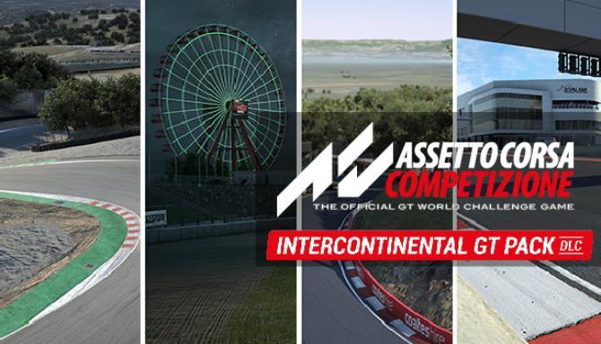 Assetto Corsa Competizione Intercontinental GT Pack Free Download
