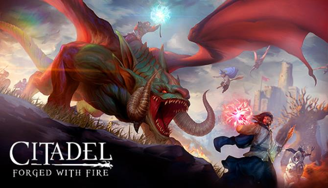 Citadel Forged with Fire The Godkings Vengeance Update v28720 Free Download