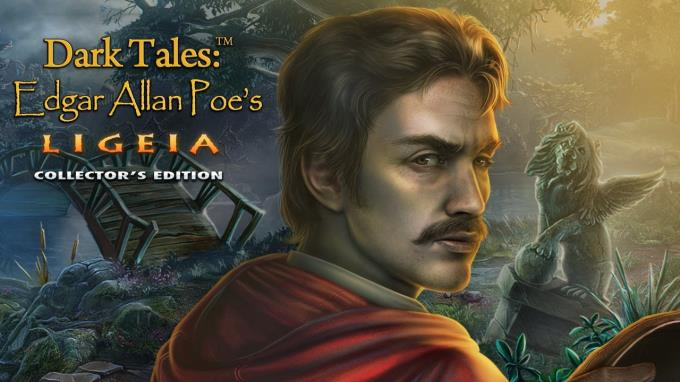 Dark Tales Edgar Allan Poes Ligeia Collectors Edition Free Download