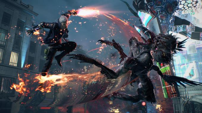 Devil May Cry 5 Torrent Download