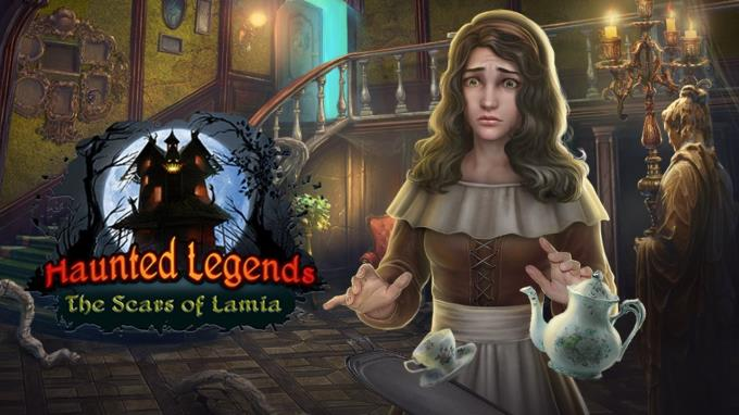 Haunted Legends The Scars of Lamia Collectors Edition Free Download