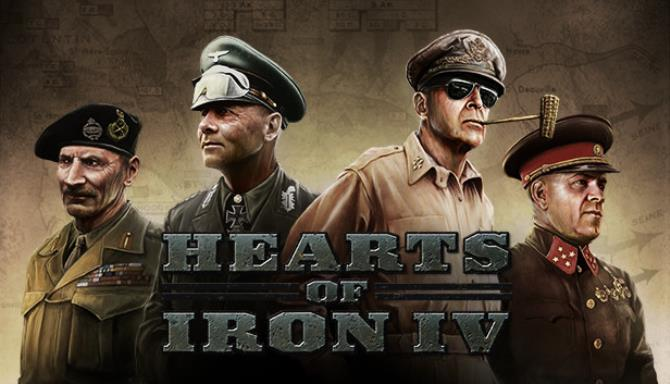Hearts of Iron IV La Resistance Free Download