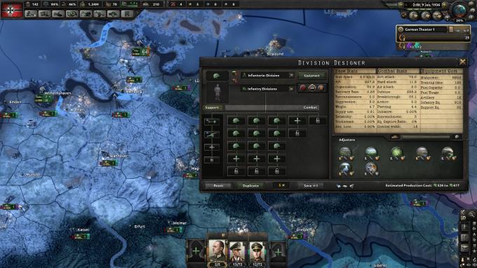 Hearts of Iron IV La Resistance Torrent Download