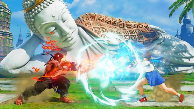 Street Fighter V Champion Edition Torrent Download
