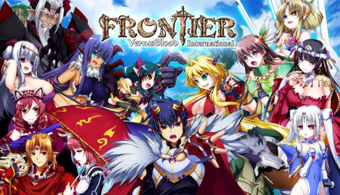 VenusBlood FRONTIER International Free Download