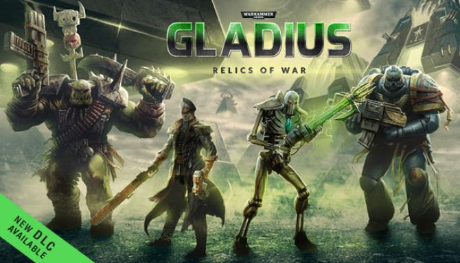 Warhammer 40000 Gladius Relics of War Fortification Pack Update v1 4 7 Free Download