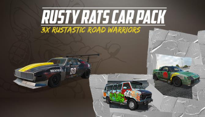 Wreckfest Rusty Rats Update v1 256814 Free Download