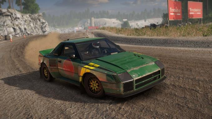 Wreckfest Rusty Rats Update v1 256814 Torrent Download