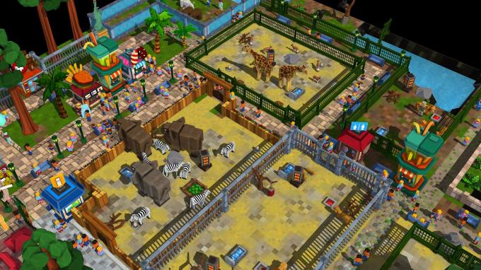 Zoo Constructor v1 12 PC Crack