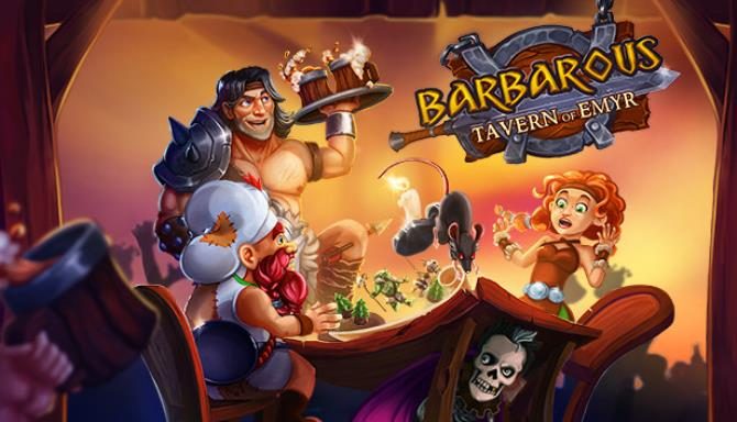 Barbarous Tavern Of Emyr Free Download