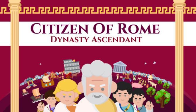 Citizen of Rome Dynasty Ascendant v1 3 3 Free Download