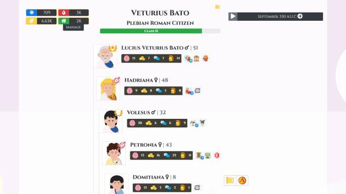 Citizen of Rome Dynasty Ascendant v1 3 3 Torrent Download