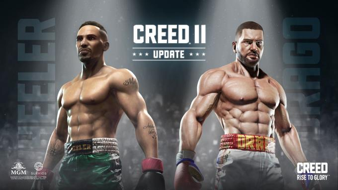 Creed Rise to Glory VR PC Crack