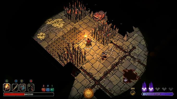Curse of the Dead Gods The Eagles Spire PC Crack