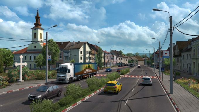 Euro Truck Simulator 2 Road to the Black Sea Update v1 36 2 55 incl DLC PC Crack