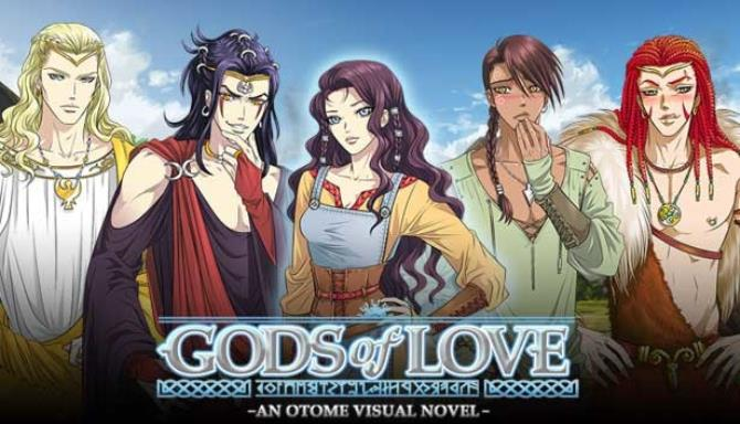 Gods of Love An Otome Visual Novel Free Download