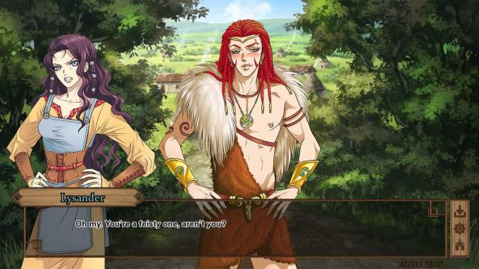 Gods of Love An Otome Visual Novel PC Crack