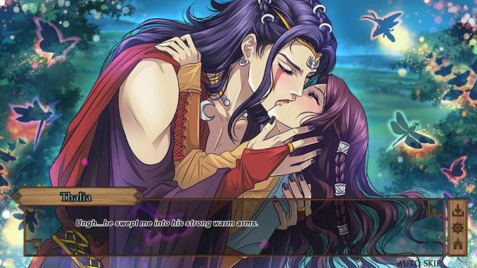 Gods of Love An Otome Visual Novel Torrent Download
