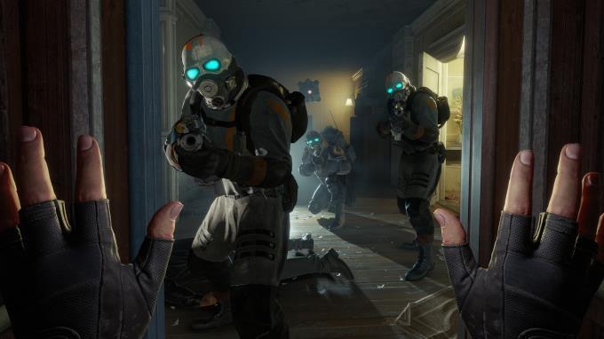 Half-Life Alyx VR Update v1 2 PC Crack