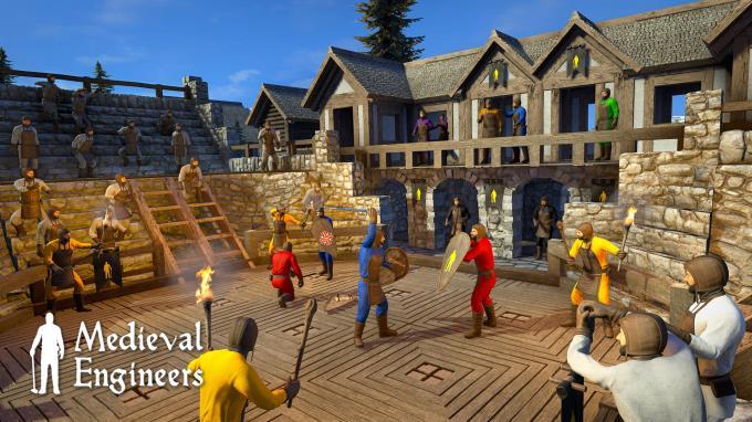 Medieval Engineers Torrent Download