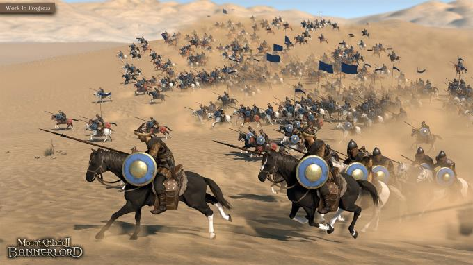 Mount & Blade II: Bannerlord Update Only v1.6.2.284274 to v1.6.3.286135 Torrent Download