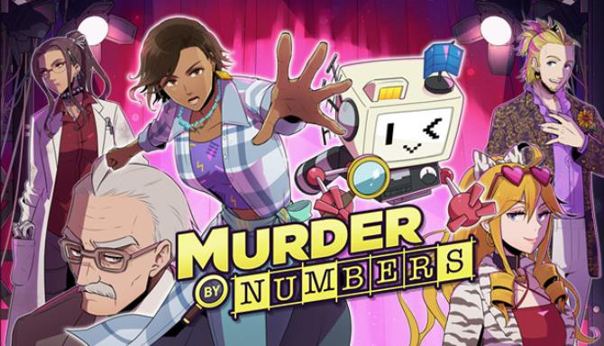 Murder by Numbers Collector Edition Free Download