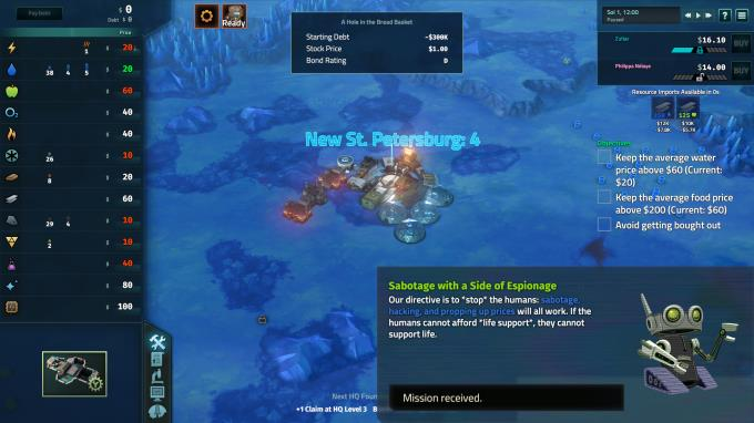 Offworld Trading Company The Europa Wager Update v1 23 35836 Torrent Download
