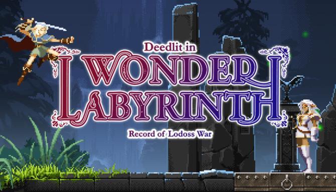 Record of Lodoss War-Deedlit in Wonder Labyrinth- Free Download