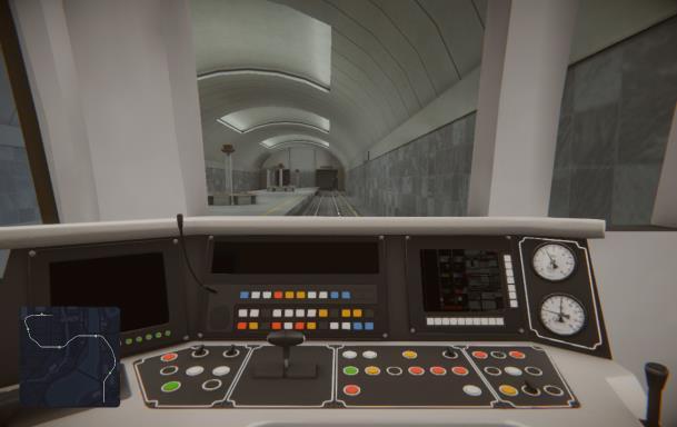 Subway Simulator Moscow Train Update v2 8 0 PC Crack