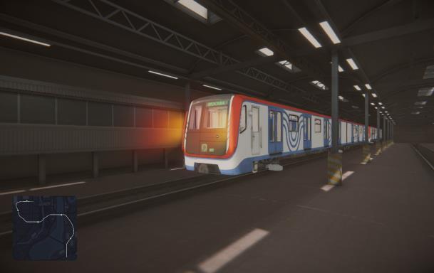 Subway Simulator Moscow Train Update v2 8 0 Torrent Download