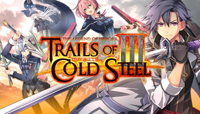 The Legend of Heroes Trails of Cold Steel III Update v1 04 incl DLC Free Download
