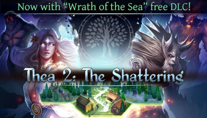Thea 2 The Shattering Wrath of the Sea Update Build 0657 Free Download