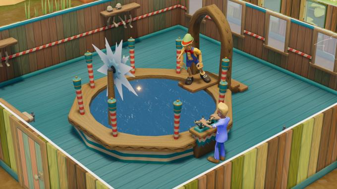 Two Point Hospital Off the Grid PC Crack