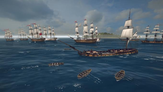 Ultimate Admiral: Age of Sail Torrent Download