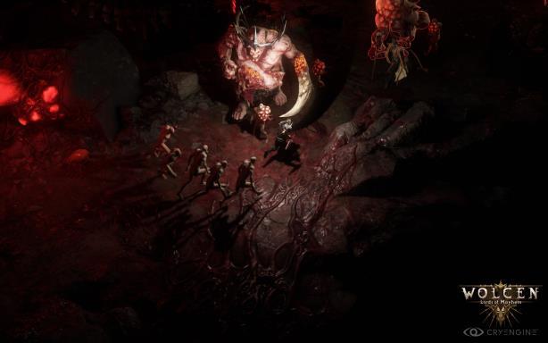 Wolcen Lords of Mayhem Update v1 0 10 0 Torrent Download