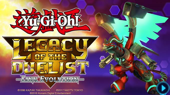 Yu-Gi-Oh! Legacy of the Duelist : Link Evolution Torrent Download