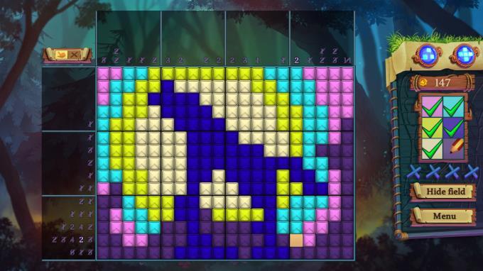 Adventure Mosaics Forest Spirits PC Crack