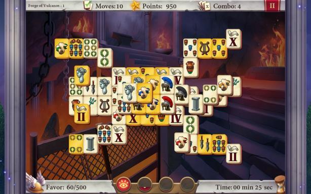 Heaven of Rome Mahjong Torrent Download