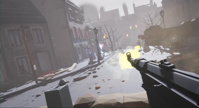 Last Line VR: A Zombie Defense Game PC Crack
