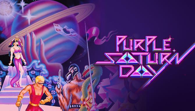 Purple Saturn Day Free Download