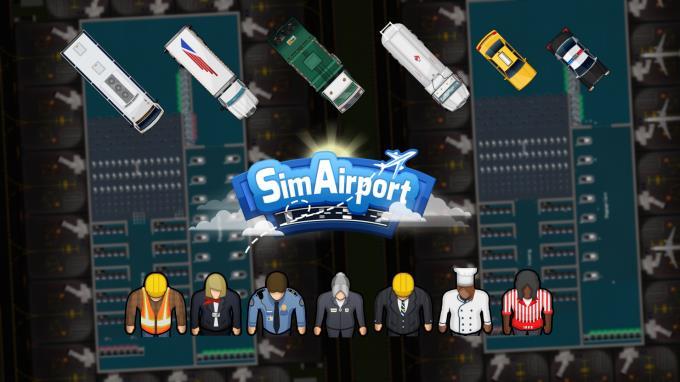 SimAirport Update v20200403 PC Crack