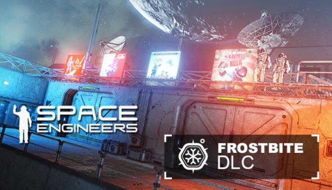 Space Engineers Frostbite Update v1 194 082 Free Download
