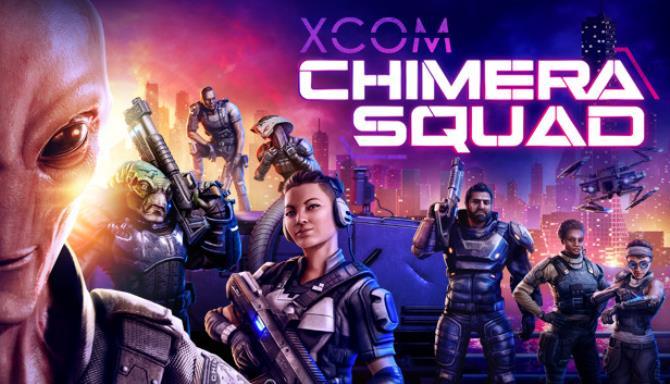 XCOM Chimera Squad Free Download