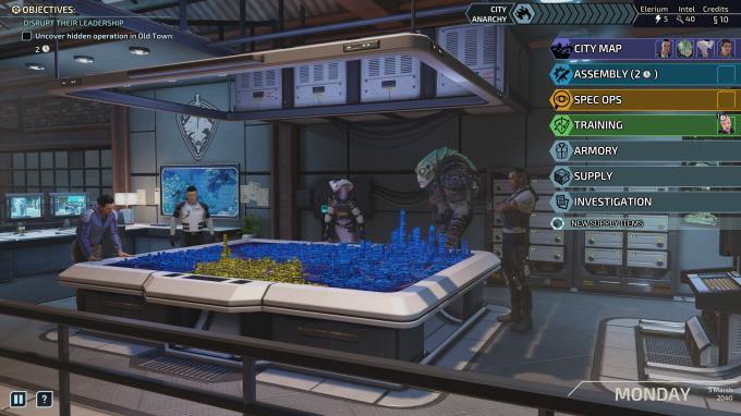 XCOM Chimera Squad PC Crack